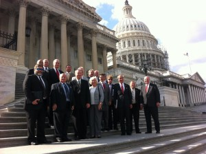 Our Coastal Alabama Delegation on the Capital Steps