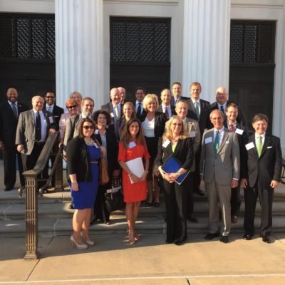 Coastal Alabama Leaders Showcase True Collaboration to Alabama's State Leadership