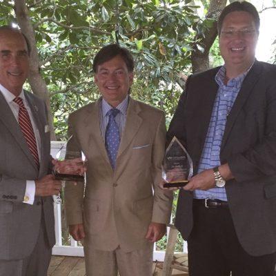 Frank Lott III and Kerry O'Connor Added to Coastal Alabama Partnership Board as Mayor Stimpson and Joe Bullock Roll-Off