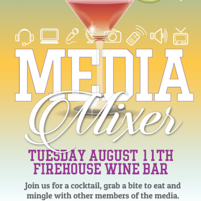 Cocktails and Conversation: CAP Hosts First Media Mixer