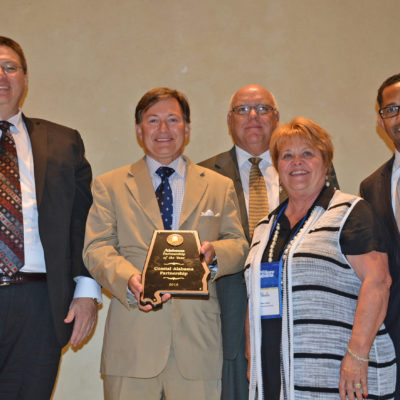 CAP Awarded Partnership of the Year