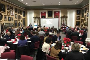 Over 100 Stakeholders attend CAP's 3rd Annual Meeting