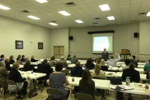 Retail Academy Luncheon Brings District 1 Together to Talk Economic Development