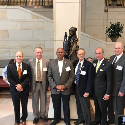 Forty Coastal Alabama Leaders Travel to Washington, D.C. to Advocate as a Region