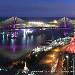 Mobile River Bridge and Bayway Project Receives Four Responses to Request for Qualifications