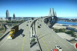 ALDOT Moving Forward with Mobile River Bridge and Bayway Project