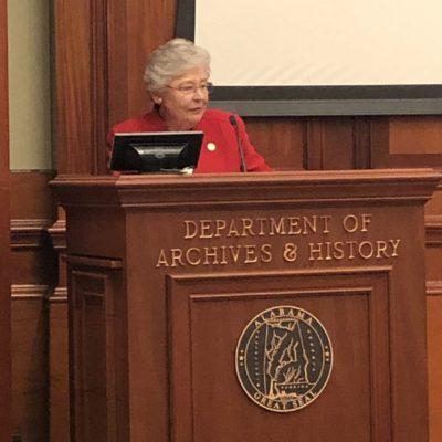Coastal Alabama Partnership hosts Governor Kay Ivey, state legislators and southwest Alabama leaders in Montgomery