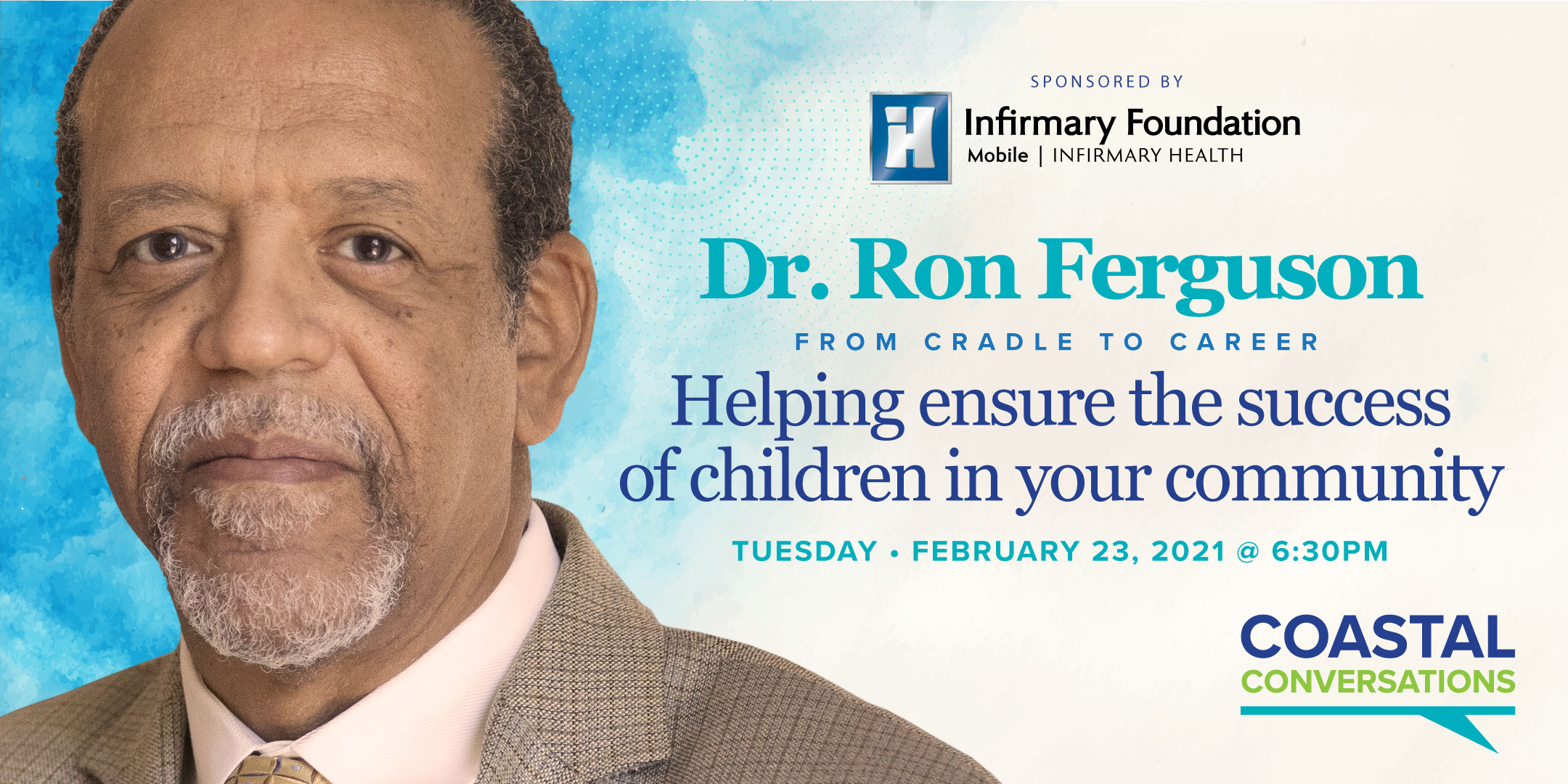 Coastal Conversations featuring Dr. Ron Ferguson
